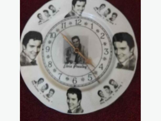 COLLECTION OF ELVIS PLATES