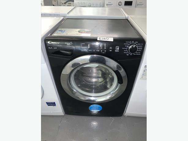 PLANET APPLIANCE - 8KG CANDY WASHING MACHINE