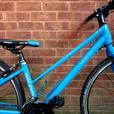 Raleigh  Strada ladies bike,700c wheels