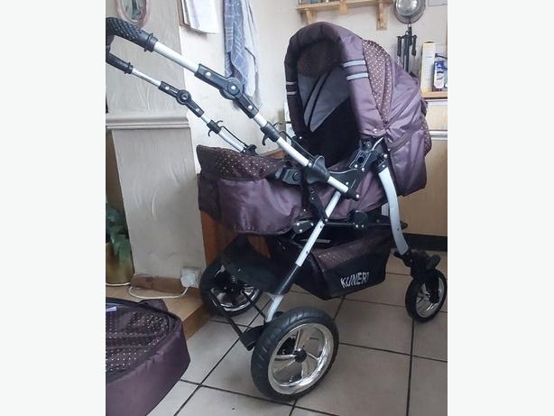 Kunert Professional Stroller/Pram