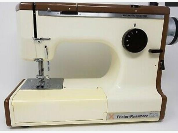 Frister Rossmann heavy duty sewing machine