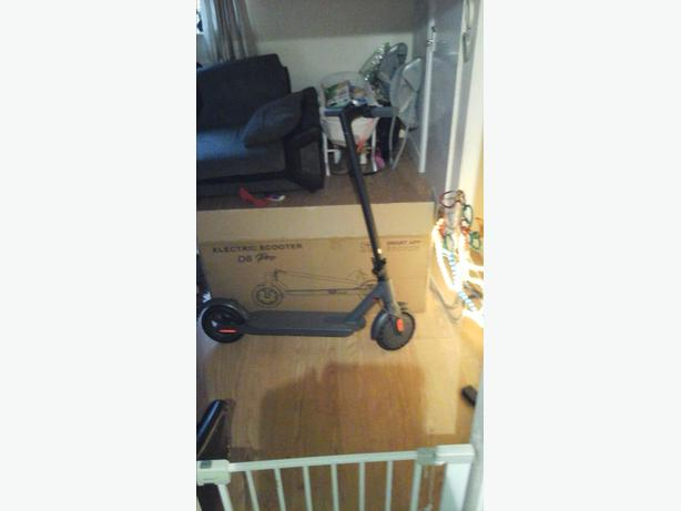 D8 pro electic scooter