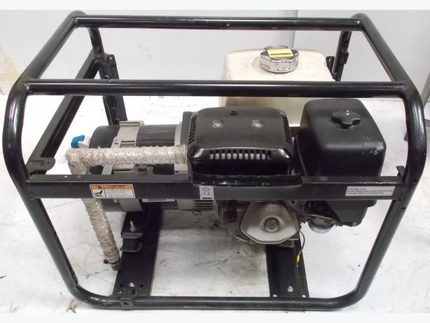 Pull Start Only 230v Generator Honda QX