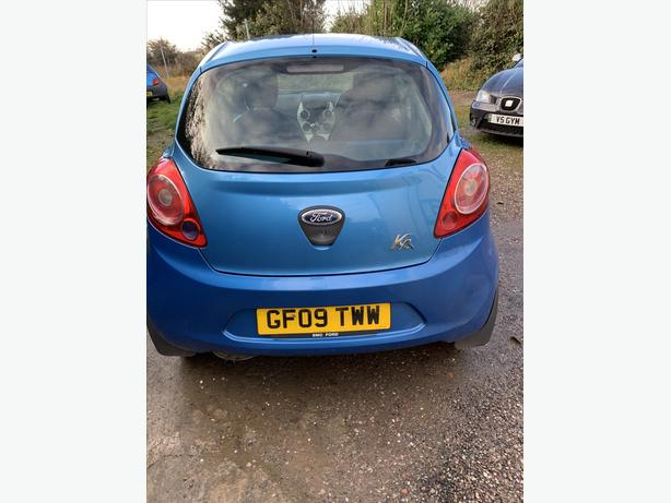 Ford ka 12m mot full service history, 30 a yr rd tax, drives great