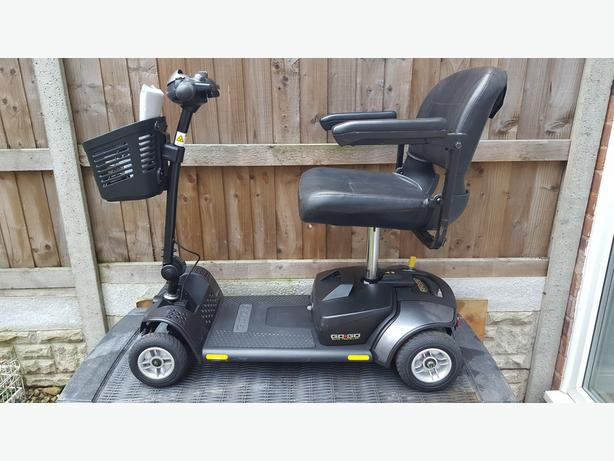 Mobility Scooter - Can Deliver*
