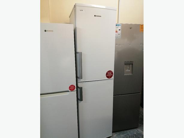Hoover tall fridge freezer 5 drawers with warranty at Recyk Appliances