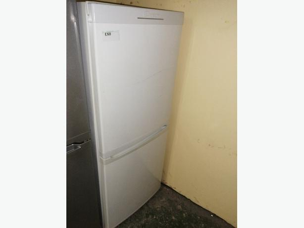 Candy fridge freezer white 3 months warranty at Recyk Appliances