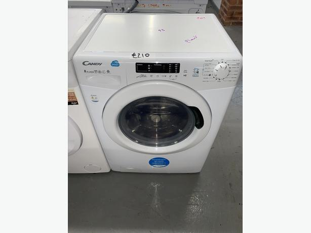 PLANET APPLIANCE - 8+5KG CANDY DRYER AND WASHER WASHING MACHINE