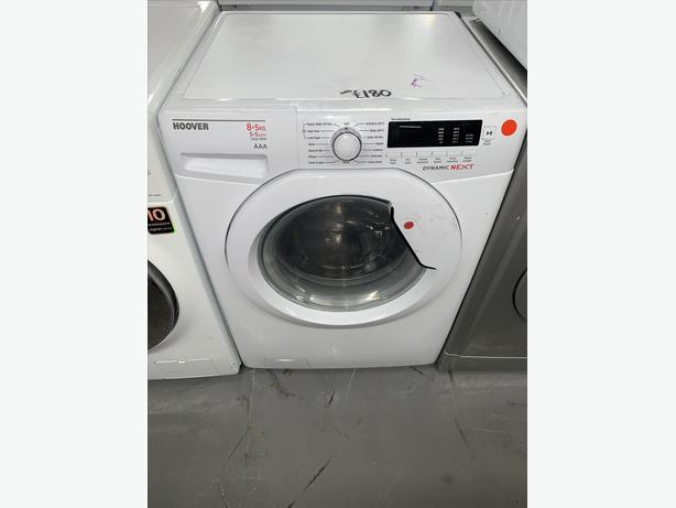 PLANET APPLIANCE - 8+5 HOOVER WASHER WASHING MACHINE AND DRYER