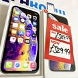 IPhone XS 64GB locked to Vodafone - Silver Boxed £329.99