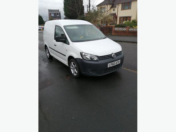 2010/60 plate vw caddy van no vat new injectors,alternater,