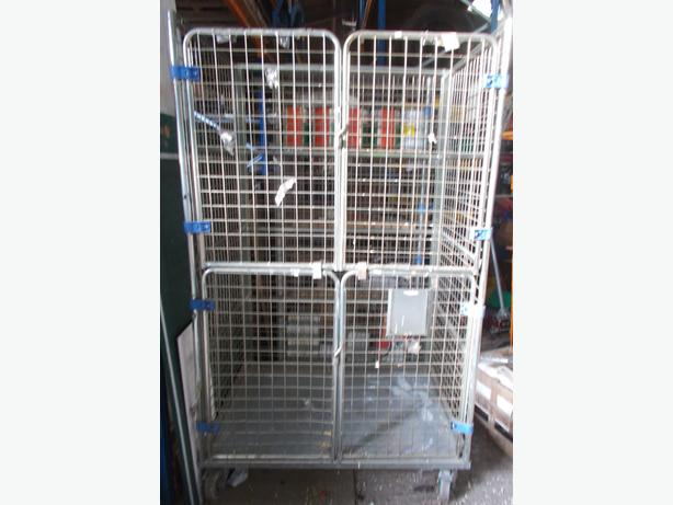 Parcel / Warehouse Cages