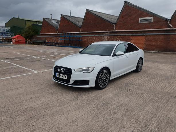 Audi A6 2.0 TDI Diesel, 7 speed S-Tronic Gearbox, Ultra Edition, hpi clear