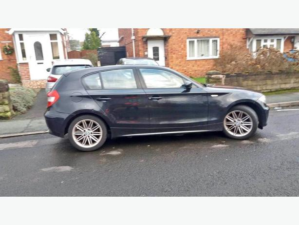 BMW 1 SERIES, (spares or repairs) Drives, P/X Audi VW Ford Vauxhall