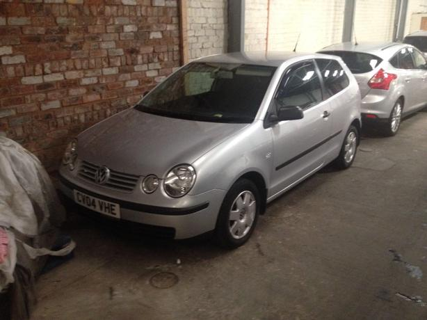 vw polo diesel breaking / parts / spares