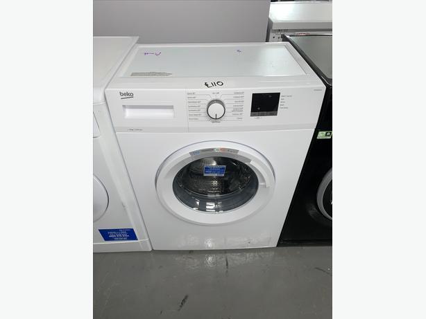 PLANET APPLIANCE - 6KG BEKO WASHER WASHING MACHINE IN WHITE