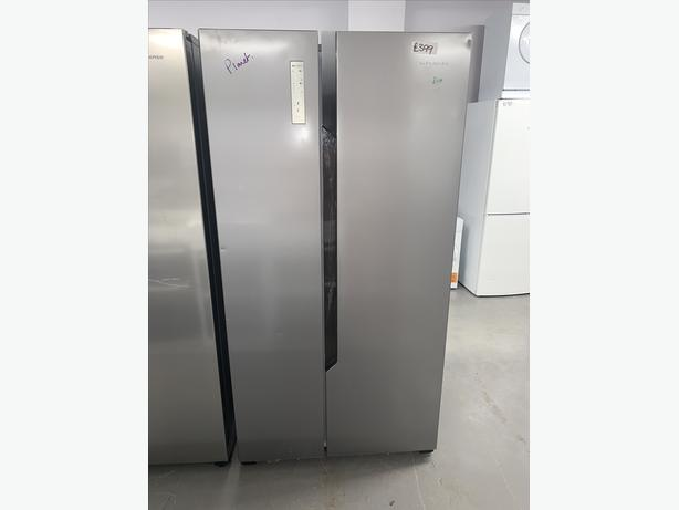 PLANET APPLIANCE - FRIDGEMASTER AMERICAN STYLE FRIDGE FREEZER