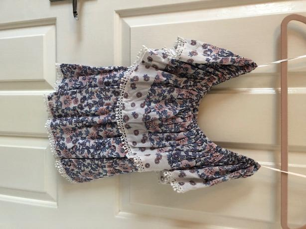 gorgeous size  8 off the shoulder