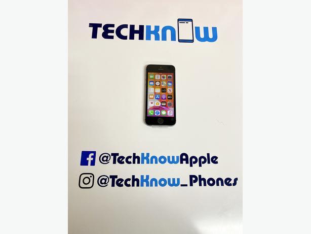 iPhone SE 16GB unlocked Space Grey - £69.99