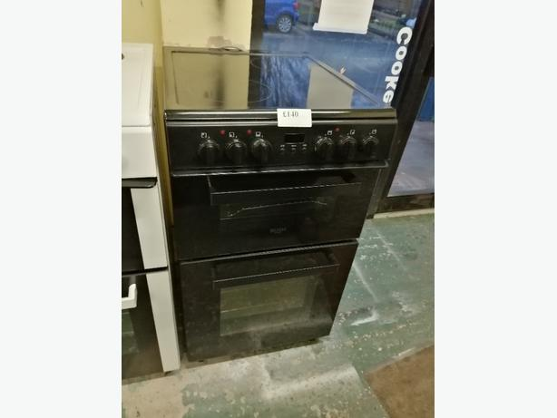 Bush 50 cm electric cooker with warranty at Recyk Appliances