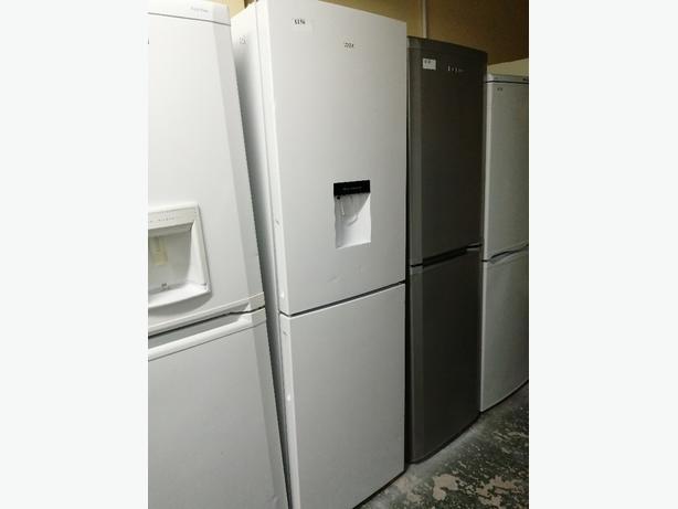 Logik Fridge freezer with water dispenser at Recyk Appliances