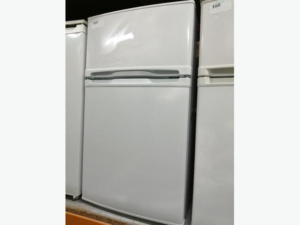 Mini fridge freezer with warranty at Recyk Appliances