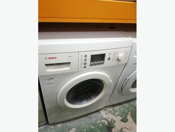Bosch 6 kg washer dryer with warranty at Recyk Appliances