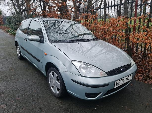 2004 Ford Focus 1.4 Petrol 3 Door