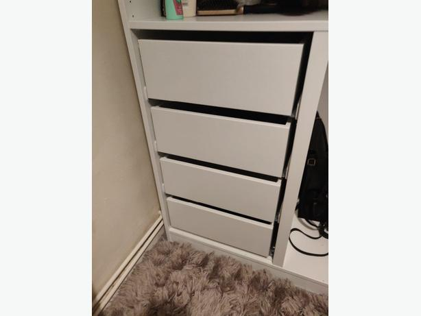 Ikea Pax Drawers & Accessories