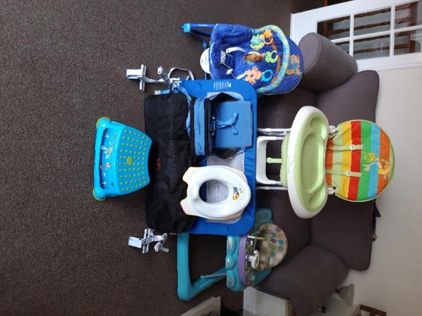 Baby Items Job Lot