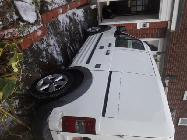 2004 Ford Connect