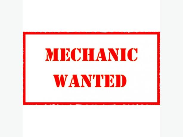 Looking for a Part-Time Motor Mechanic/Panel Beater