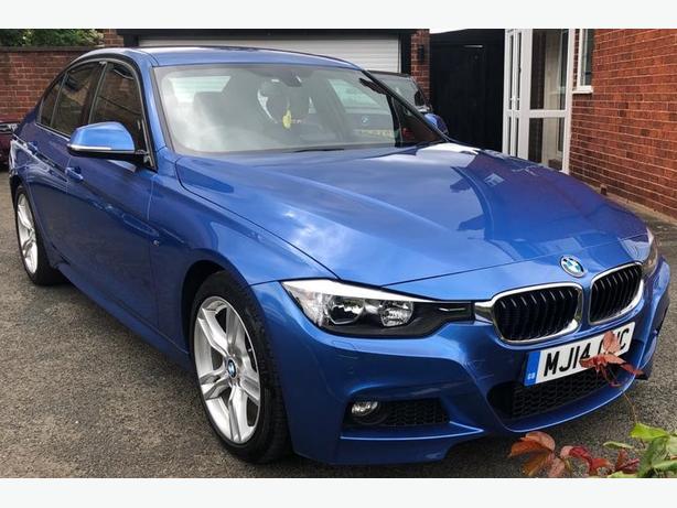 2014 BMW 3 Series 2.0 320d BluePerformance M Sport
