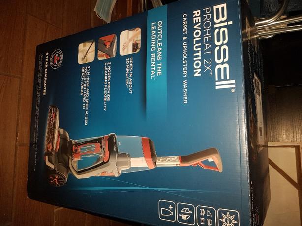 Bissell ProHeat Carpet Washer