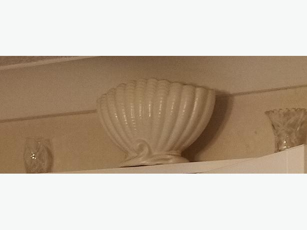 Vintage Art Deco Style Flower Bowl