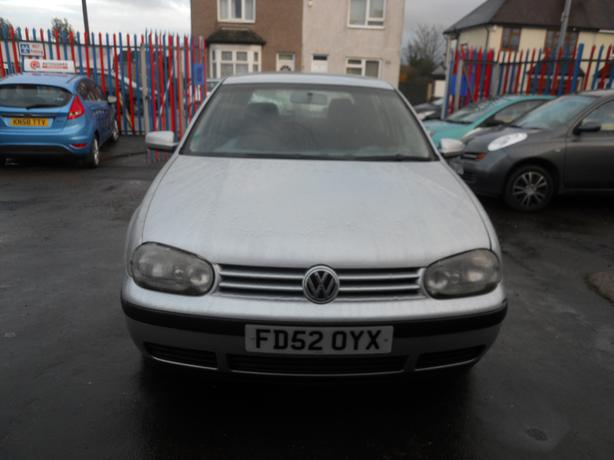VW GOLF  1.9TD MATCH  2002   5DR
