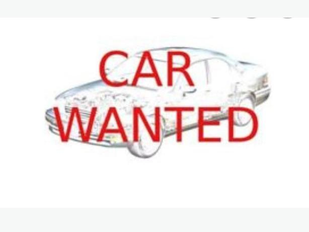 wanted car up to £250