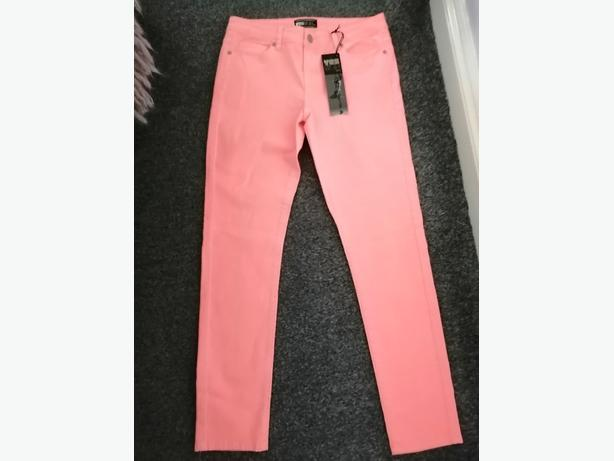 Yes Yes New look jeans-size 14