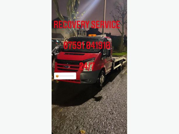 recovery and transport service 24hr