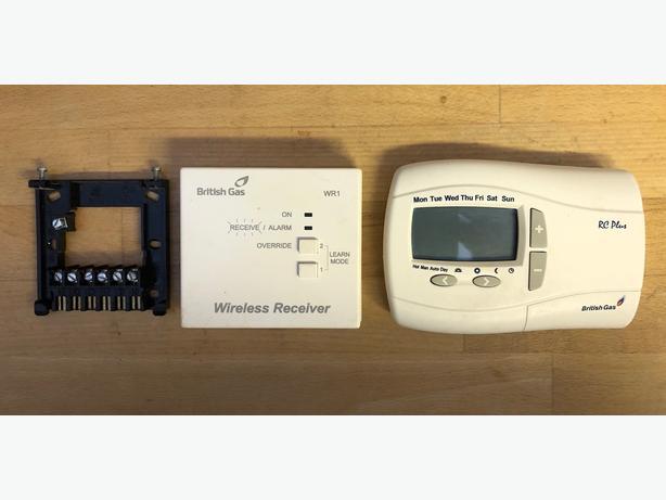 British Gas/Drayton Smart Linked Programmable Thermostat Wireless