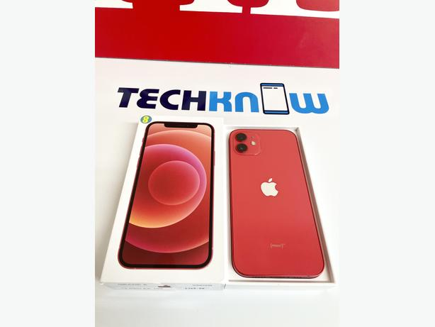 IPhone 12 256GB locked to EE Red Warranty Boxed £749.99