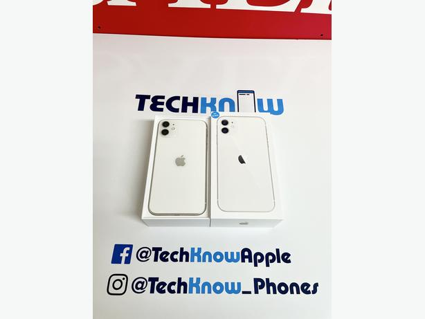 IPhone 11 64GB Unlocked to all networks White Boxed £479.99