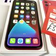 Apple IPhone 11 64GB unlocked Red (refurbished) £399.99