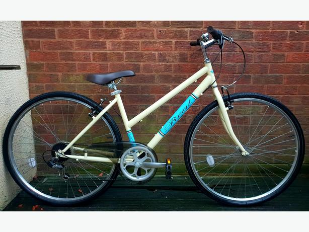 Real Clifton ladies bike,6 speed