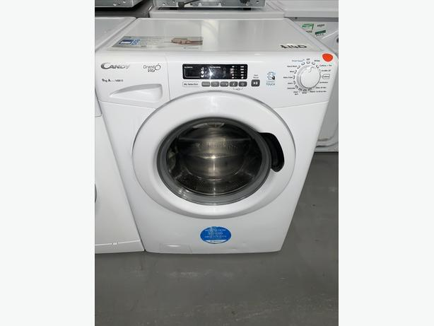 PLANET APPLIANCE - 9KG CANDY WASHER WASHING MACHINE
