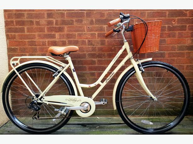 Probike Vintage  dutch style ladies bike,700c wheels