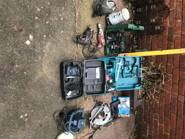 bulk load of tools £50