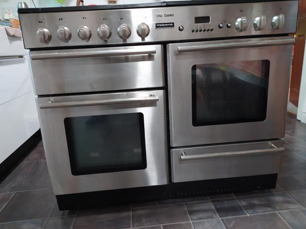 USED Tecnik Range Cooker 110 Natural Gas Cooker [COLLECTION ONLY]