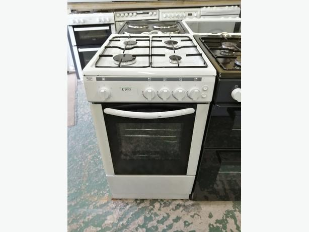 Bush 50 cm gas cooker with warranty at Recyk Appliances