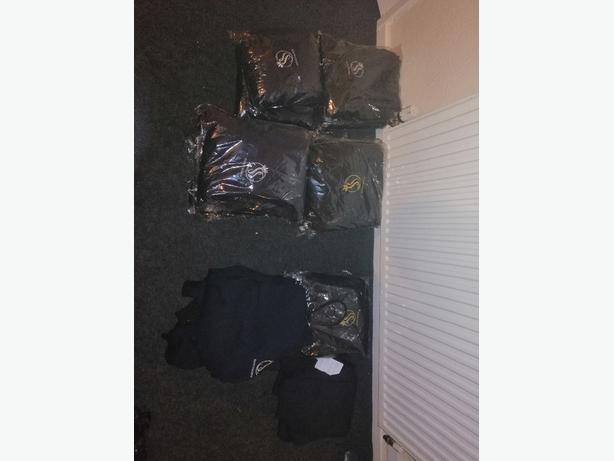 job lot of hoodies and bottoms - Delivery - £20 -